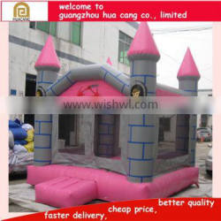 Classical bright-colored high quality inflatable bouncer