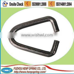 stainless steel v shaped wire spring