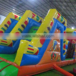 2017 New Inflatable Sport Games,Inflatable Obstacle Course For Kids