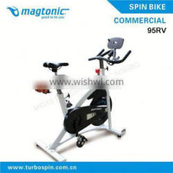 Commercial body building / cardio machine / spinning bike