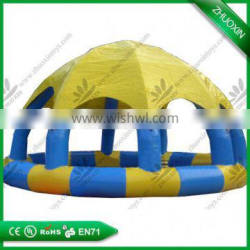 durable non inflatable pool for kids