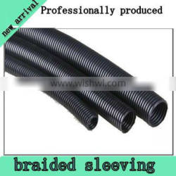 Factory direct sale flexible corrugated electrical conduit pipes for sewage