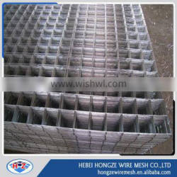 High Quality 3X3 Galvanized Welded Wire Mesh Panel