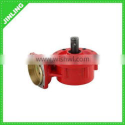 Drill Gear Box For 52CC Gasoline Ground Post Hole Digger Drill Earth Auger Drill Parts gear case