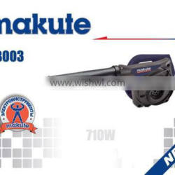 MAKUTE 2.5(m3/s) electric blower used wooden PB003