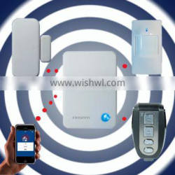 Smart home Technology IP Cloud Alarm Security System