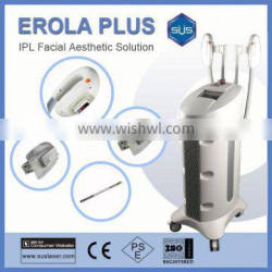 2013 best Hair removal machine S3000 CE/ISO portable ipl/rf hair removal machine