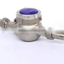 SS 304 Stainless Steel Water Flow Meter in Size 15-40mm