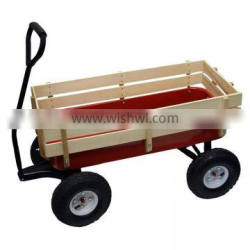 Wooden all terrain wagon with 150KG loading capacity TC4201
