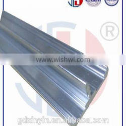 New Alloy 6063 Series Anodized Edge Aluminum profile for furniture & cupboard,made by superb 6063 Aluminum profile
