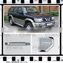 Chrome Tank Cover For Nissan PATROL 01-04, Auto Accessories