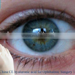 China hyaluronic acid gel injection for ophthalmic surgery horse injection