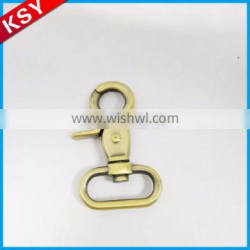 Trade Assurance Supplier Great Quality D Ring Metal Dog Snap Hook