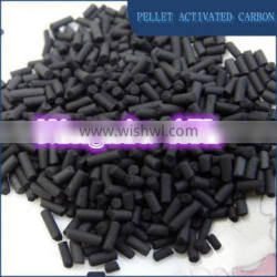 pellet activated carbon for filter manufacture