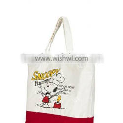 High quality canvas shopping bag made in China