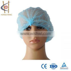 Low Price Healthy Medical Non-woven Disposable Mob Cap