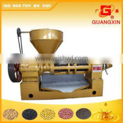 YZYX140-8GX Guangxin patent oil extractor machine for sunflower oil extraction
