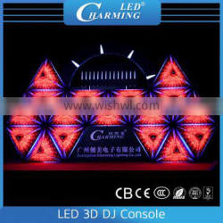 special promotion indoor P6.15 rgb led lighting dj booth sound control