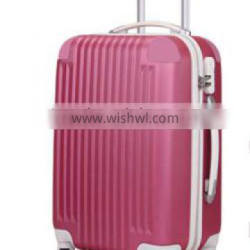 China modern lady and girls luggage abs trolley durable cute luggage suitcase for gifts