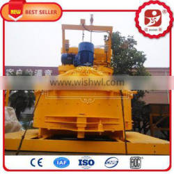 1.0m3 1000L MP1000 Planetary Concrete Mixer, Concrete Pan Mixer with CE Certification for sale in China
