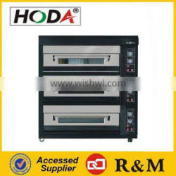 Luxurious electric bread baking oven with cheap price
