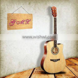 2015 New wooden guitar acoustic