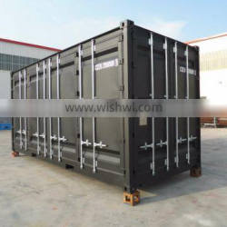 new 20ft full side open storage shipping container