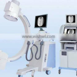 2016 High Frequency Mobile C-arm System with Mega-Pixel Digital CCD & Workstation