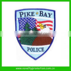 Popular Polyester Uniform Patches