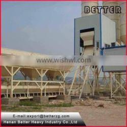 Hzs 25 high quality concrete batching plant for sale on Alibaba website