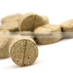 Gold Quality Herbal Supplement 60mg Ginkgo Biloba Tablet