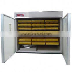 High hatching rate 1000 oeufs incubateur with three years warranty