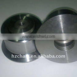 flange roller with bearing & thread