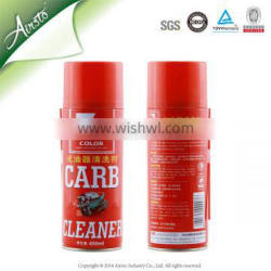 China Car Care Products Manufacturer Spray Carb Choke Cleaner Carburetor Cleaner