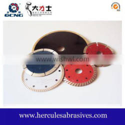 Newest factory sale custom design china diamond blades with workable price